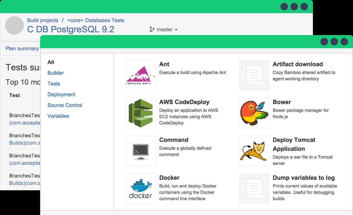 screenshot of dev tools interface